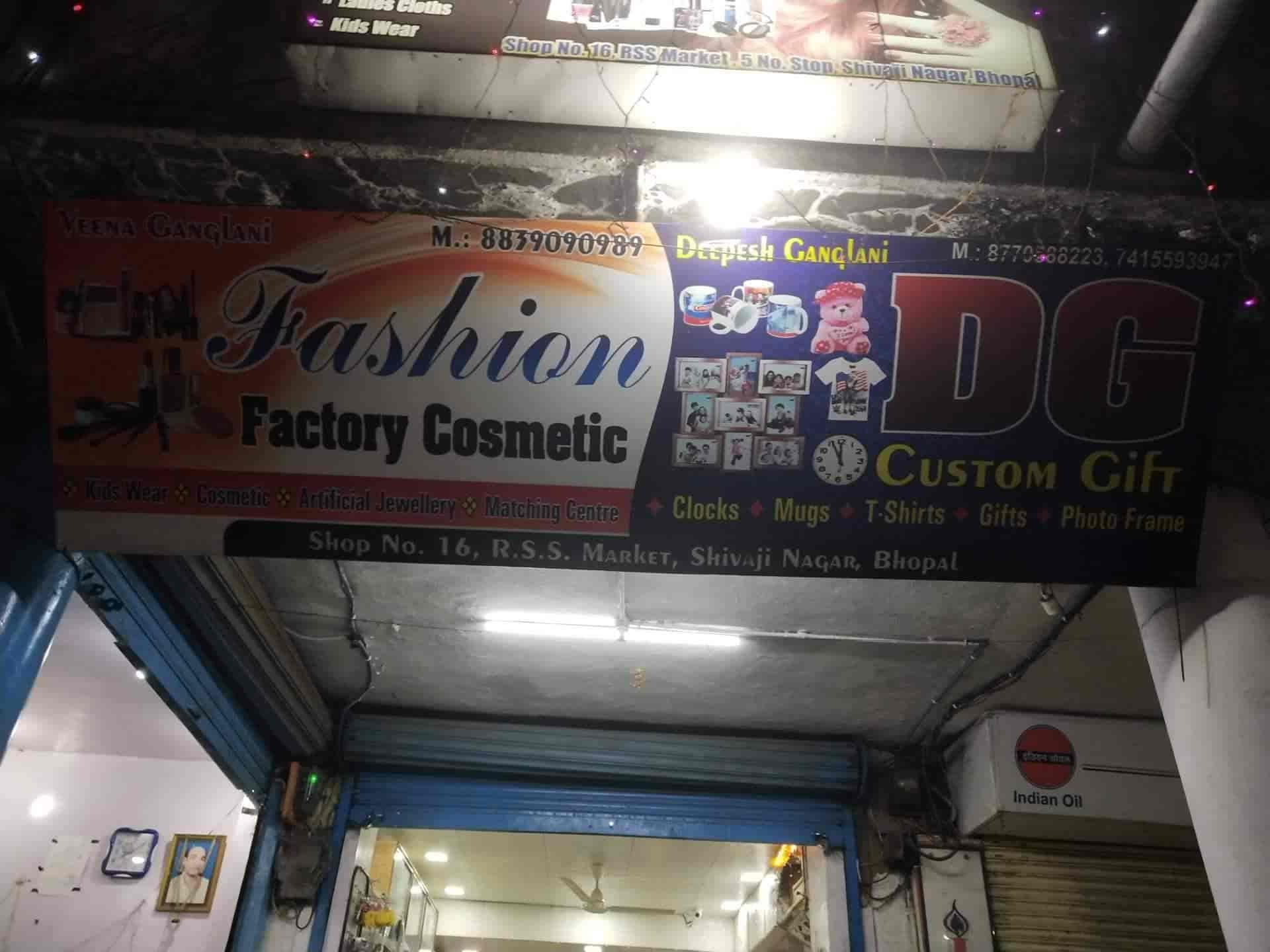 Fashion Factory, Shivaji Nagar - Cosmetic Dealers in Bhopal