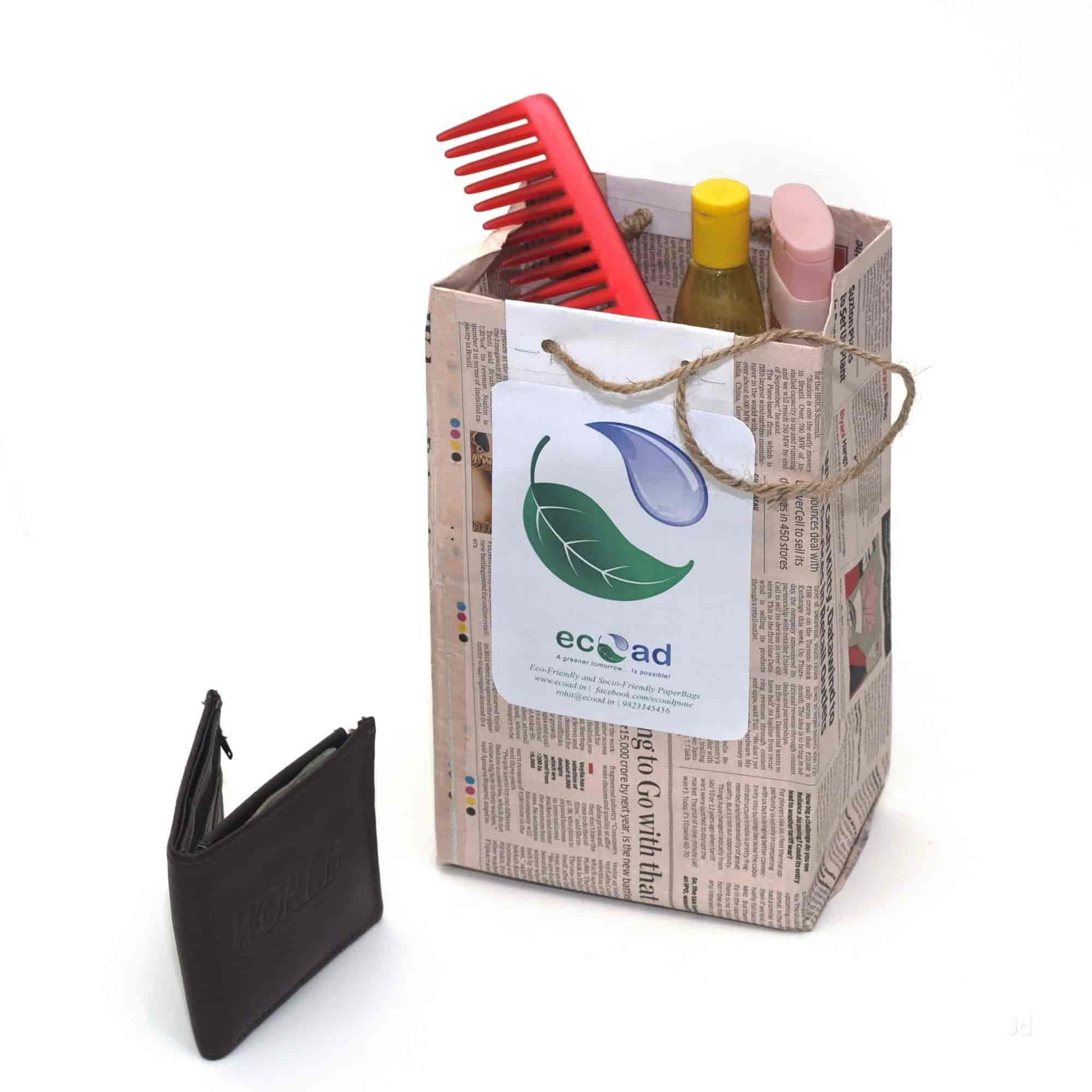Eco Ad Bhopal, Bhadbhada Road - Paper Bag Manufacturers in Bhopal