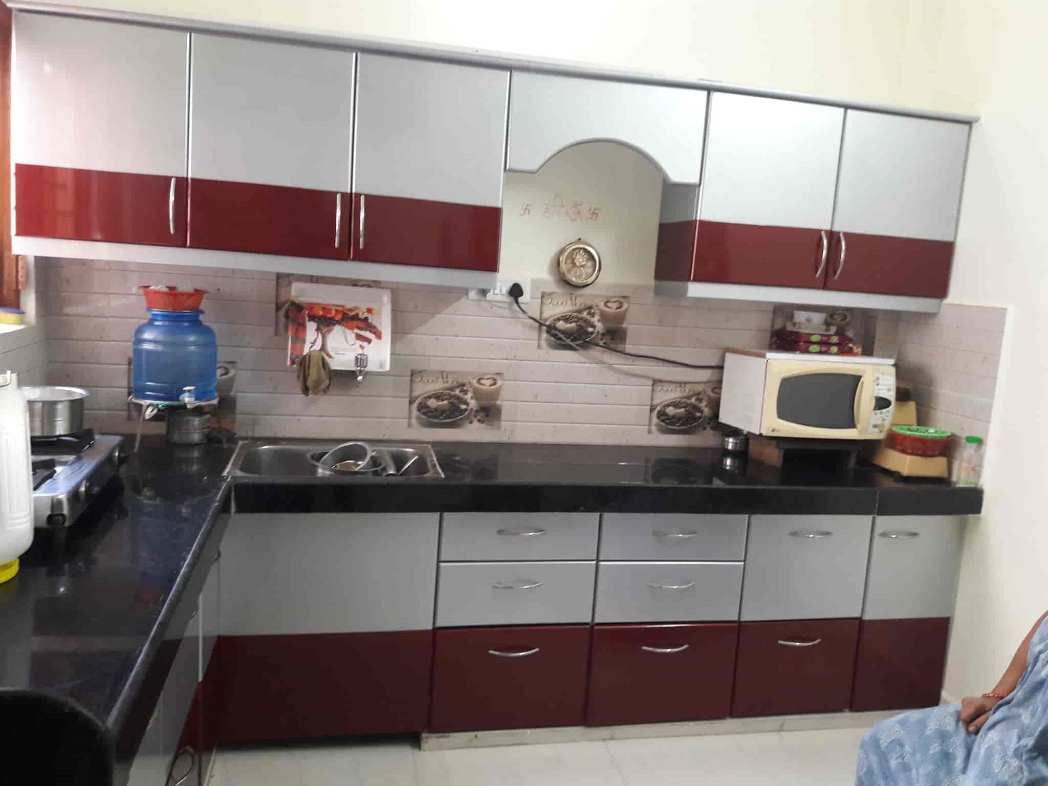 Classic Modular Kitchen And Interior Decoration Kolar Road