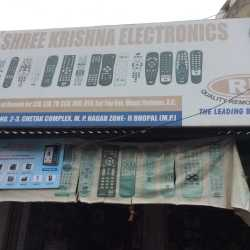 Shree Krishna Electronics, M P Nagar - Electronic Goods Showrooms in