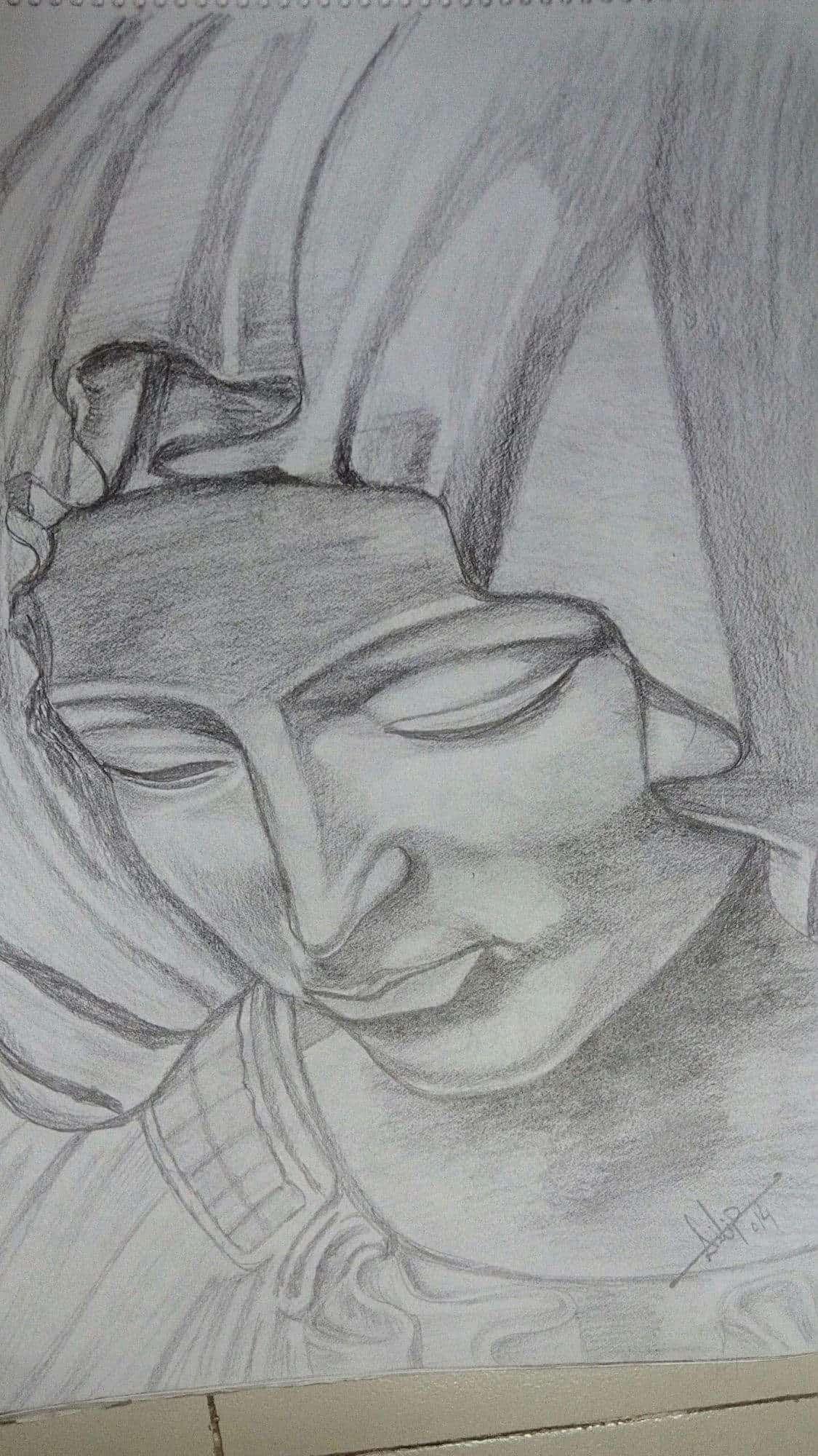 Sketch shravasti drawing classes photos jawahar chowk bhopal painting classes