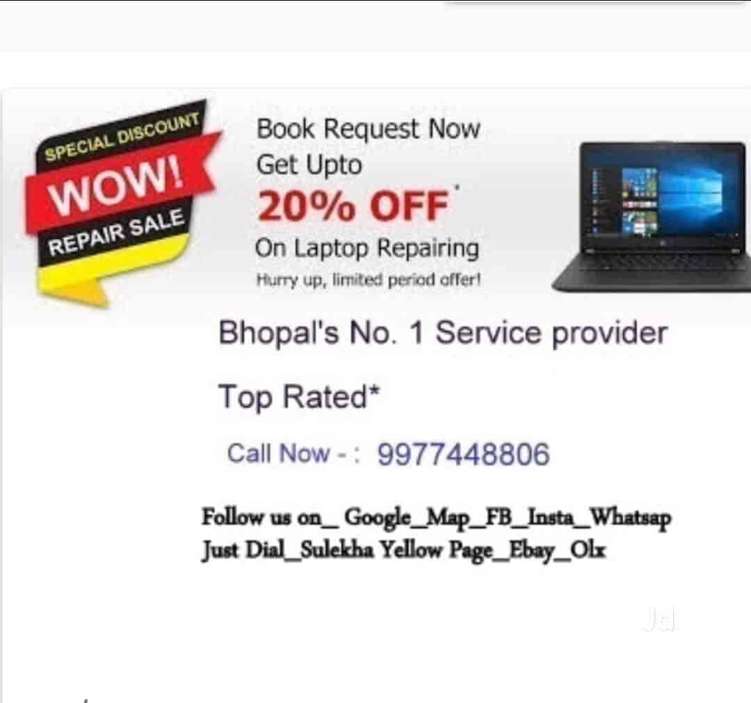 My Computers, M P Nagar - Computer Repair & Services in