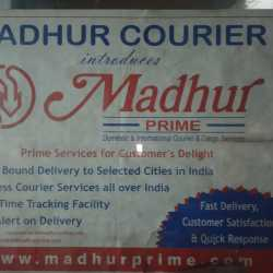 Madhur Courier Service, Arera Colony - Courier Services in