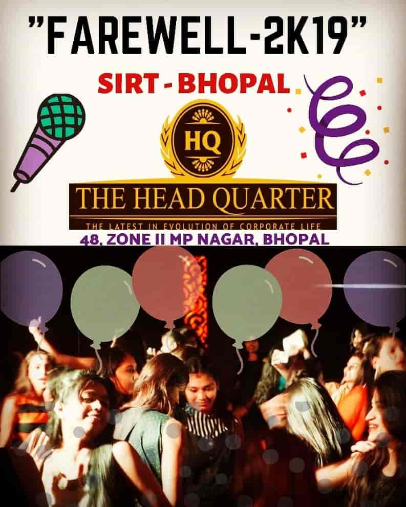 The Headquarter, M P Nagar - Banquet Halls in Bhopal - Justdial