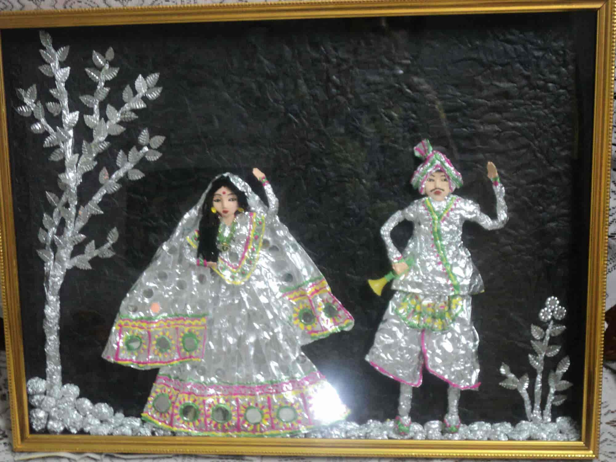 Creative Arts And Craft Photos Gulmohar Colony Bhopal Pictures