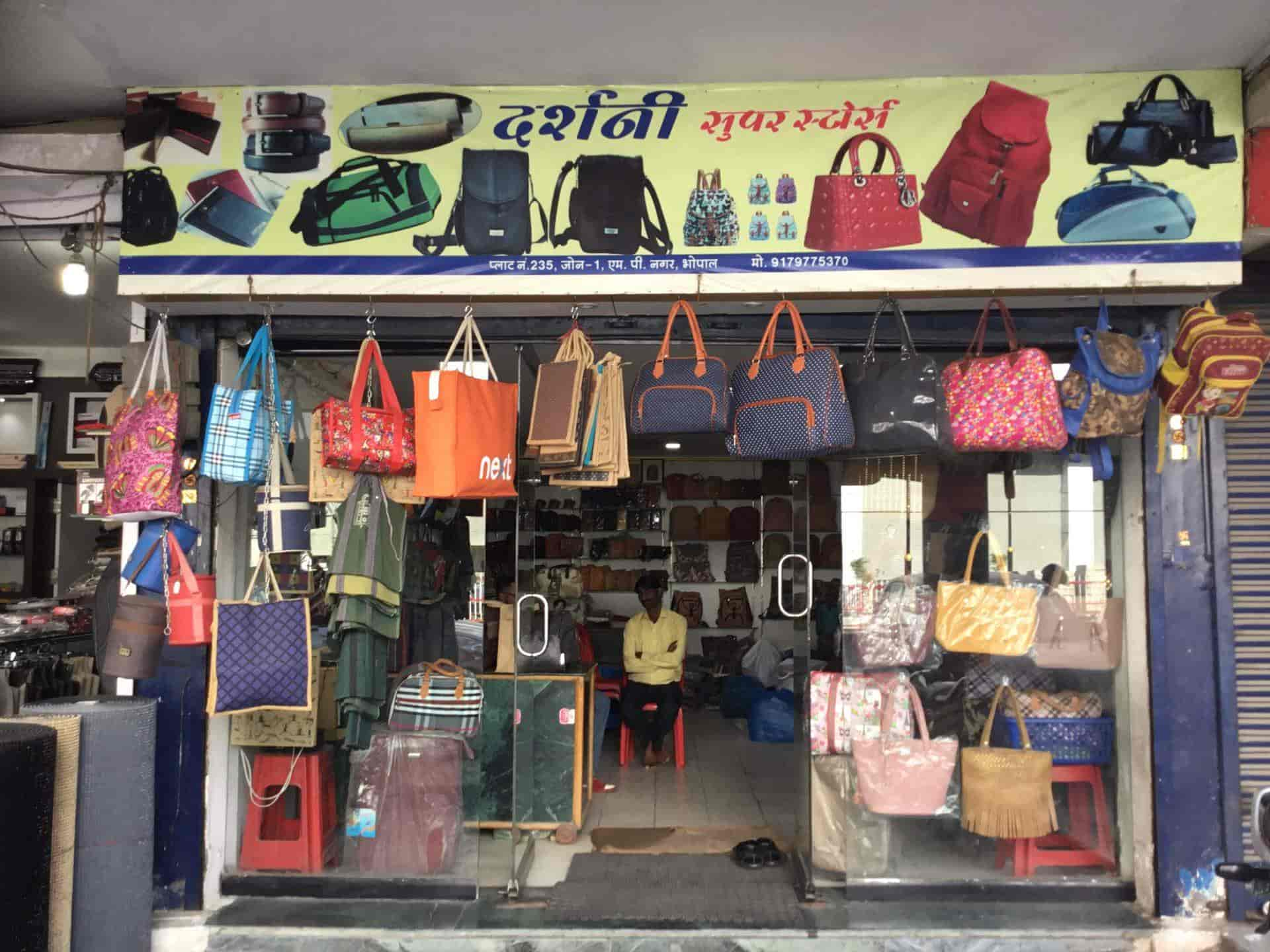 Darshni Super Stores, M P Nagar - Bag Dealers in Bhopal