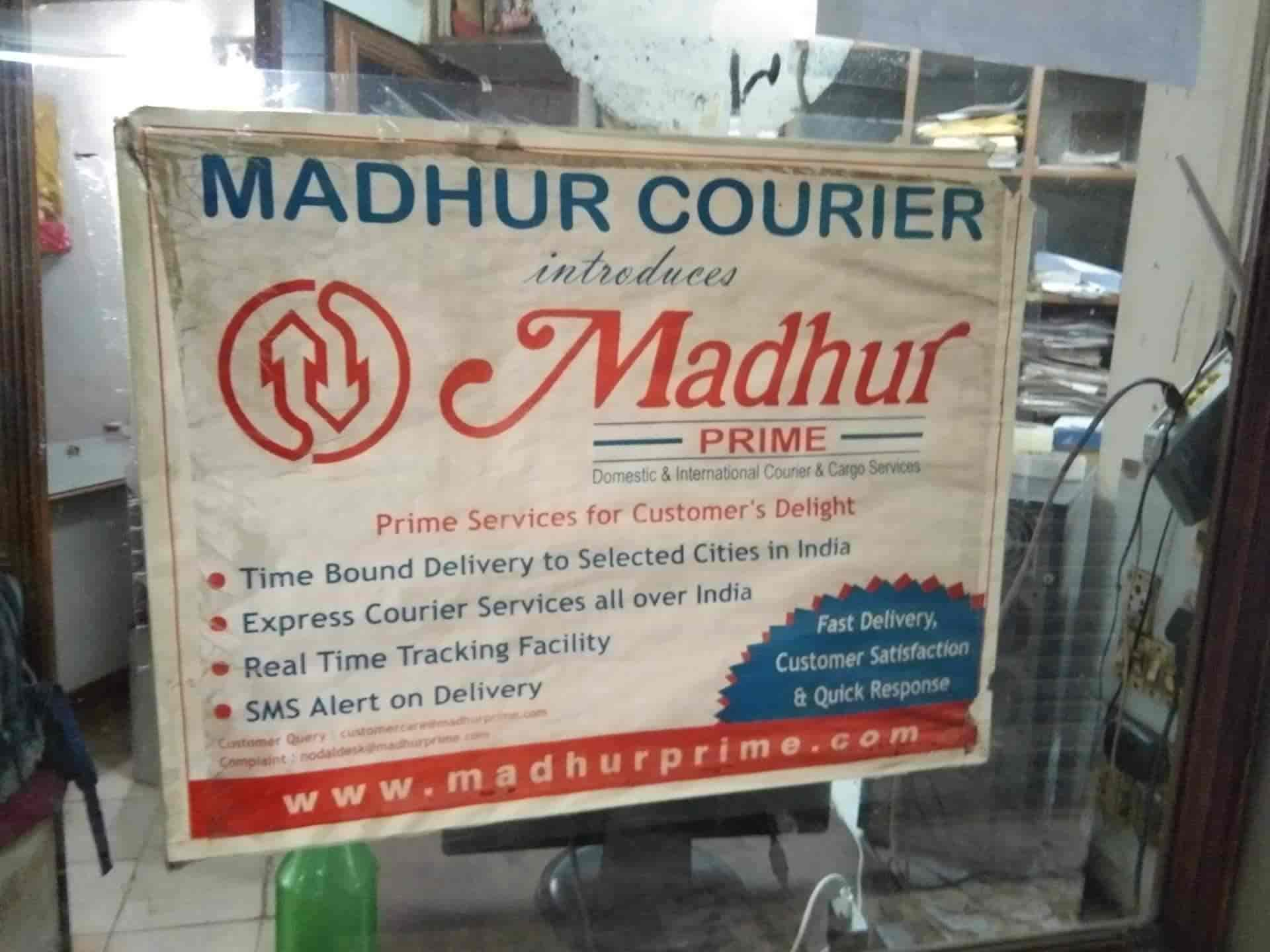 Madhur Courier Services Pvt Ltd, M P Nagar - Courier