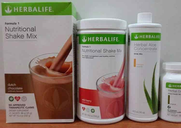 Herbalife Nutrition And Weight Loss Products Photos Idgah Hills