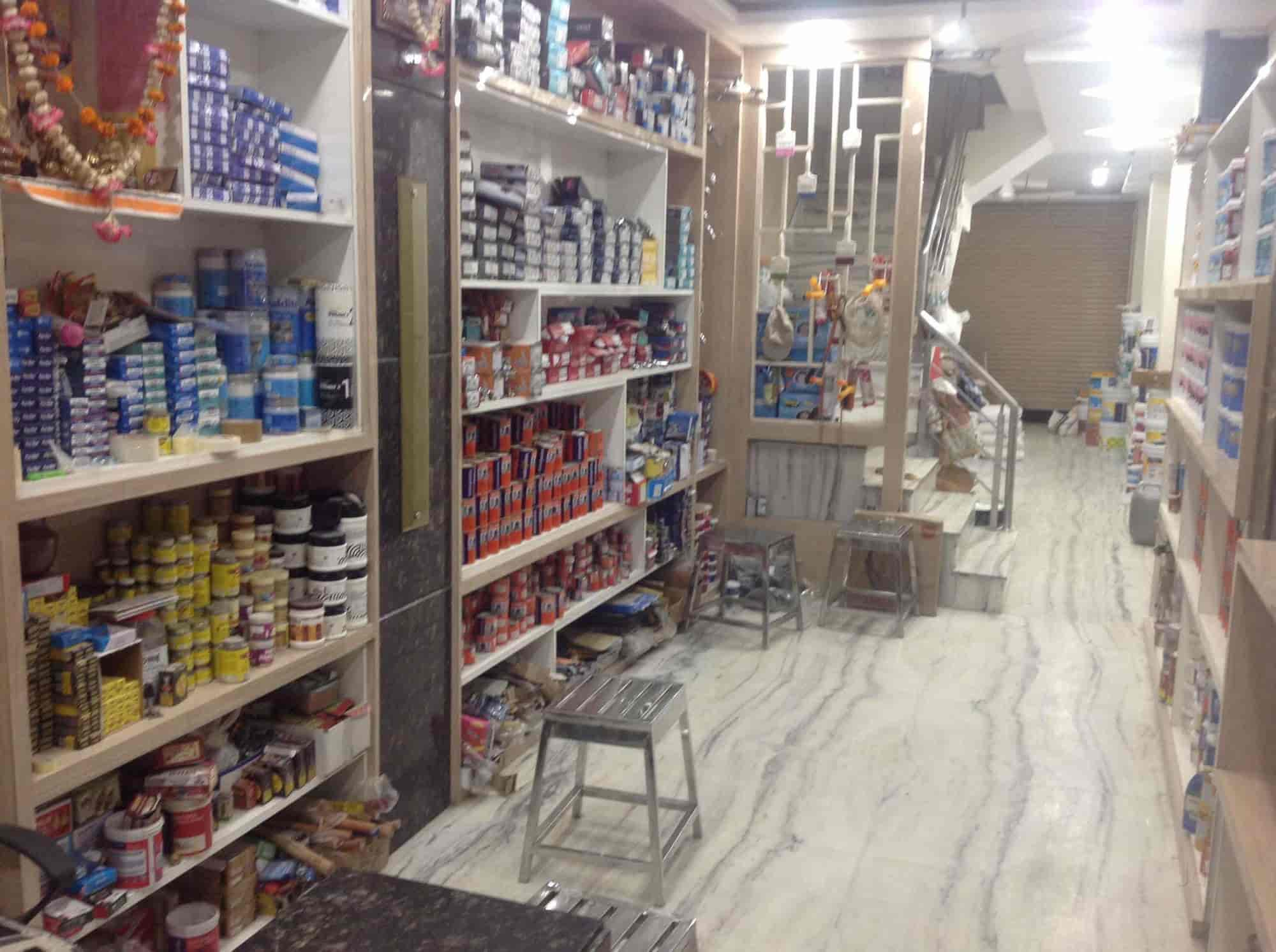 Luxury Paint And Hardware Photos, Bairagarh, Bhopal- Pictures ...