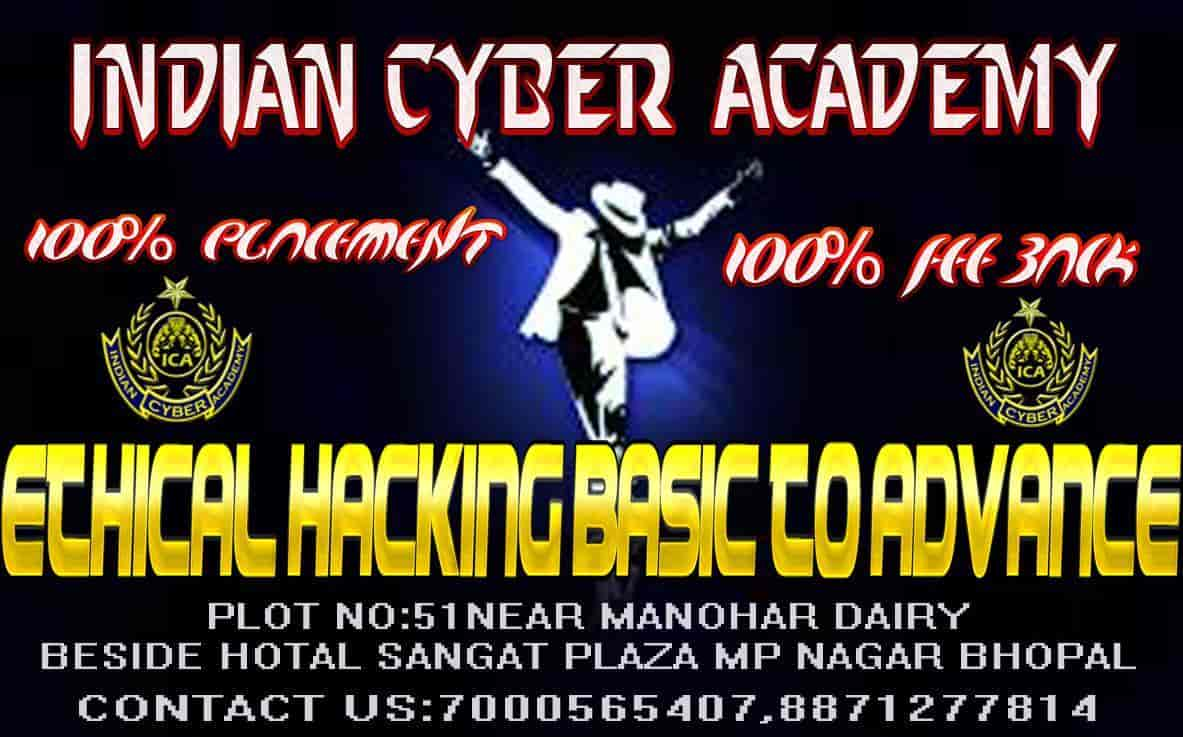 Indian Cyber Academy, M P Nagar - Ethical Hacking Training