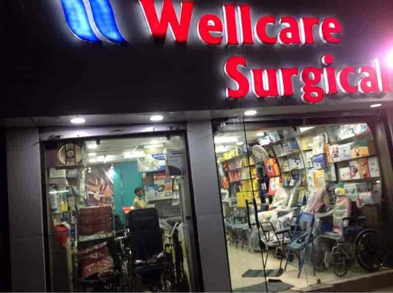 Wellcare Surgicals, Arera Colony - Surgical Equipment