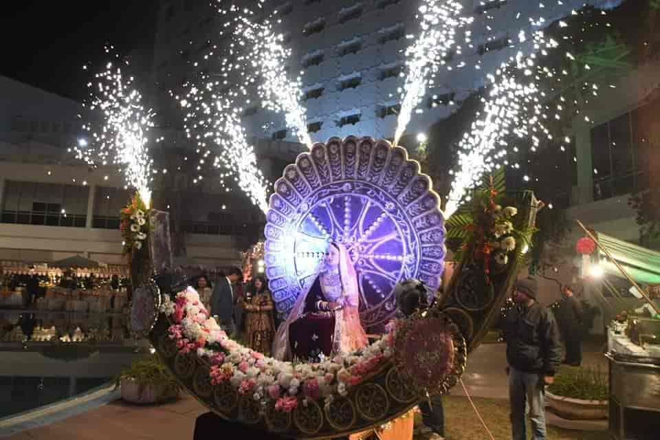 Paravi Varmala Event Photos, Ashoka Garden, Bhopal- Pictures