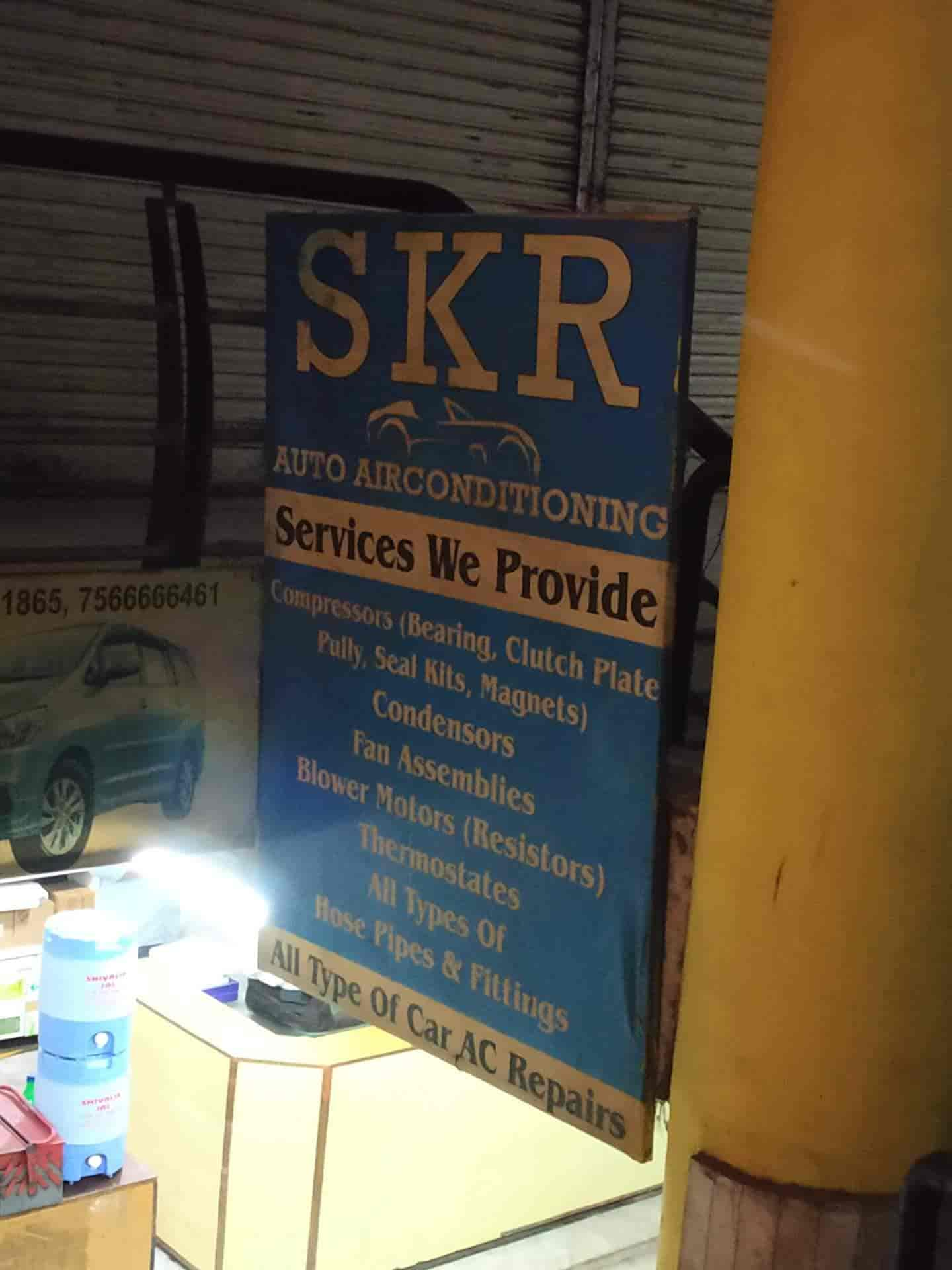 Skr Auto Airconditioning, Arera Colony - Car AC Repair & Services in