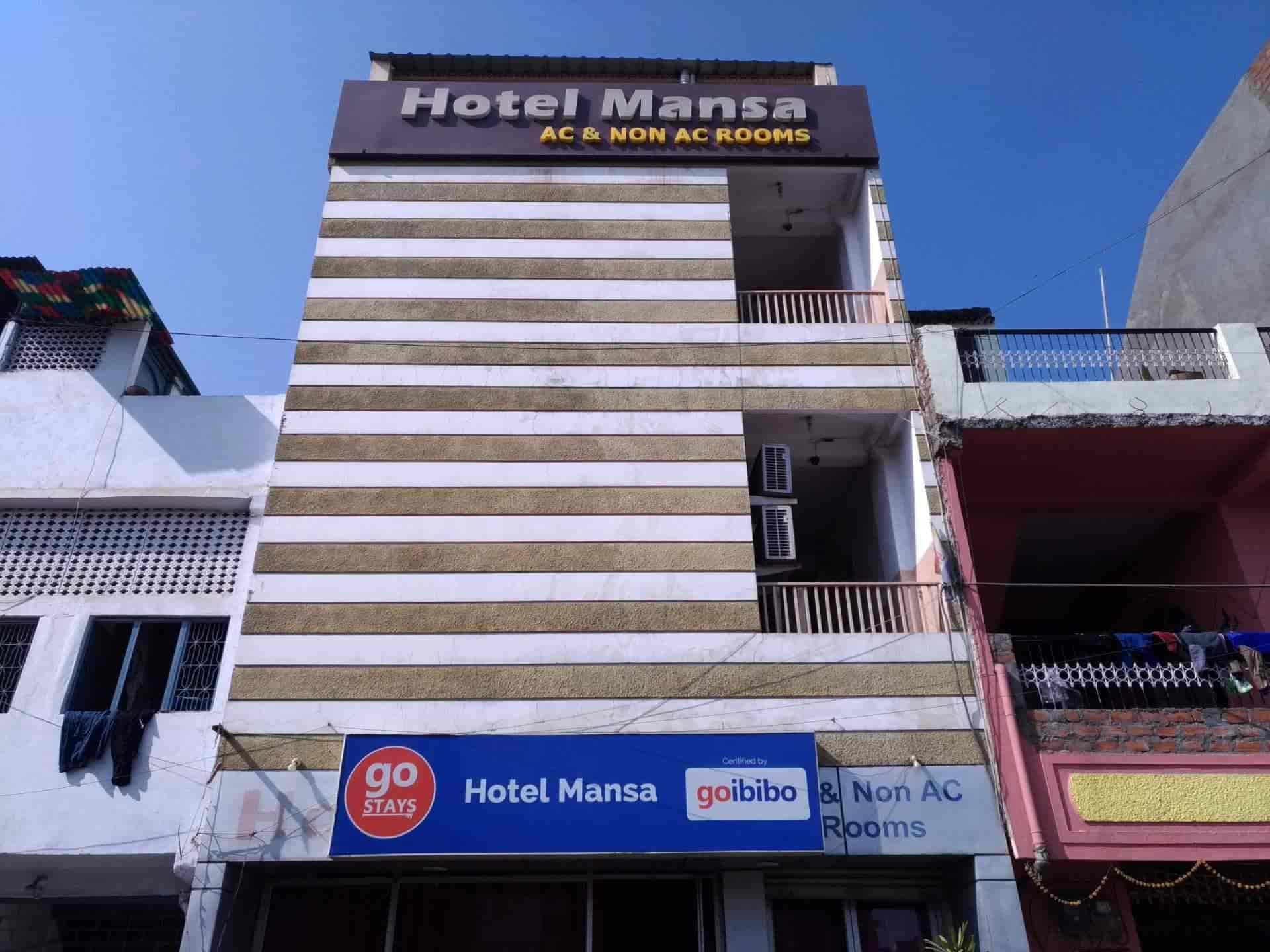 Hotel Mansa, Ashoka Garden - 1 Star Hotels in Bhopal - Justdial