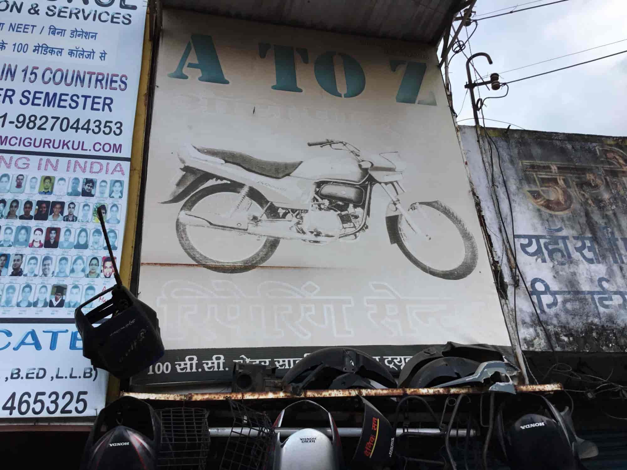 A To Z Auto Parts >> A To Z Auto Parts Tt Nagar Automobile Part Dealers In Bhopal