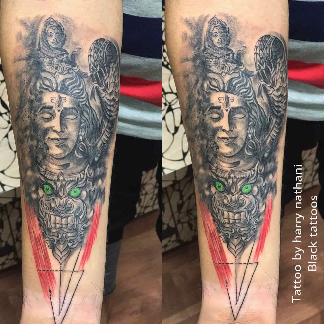 Black Tattoos Photos, New Market, Bhopal- Pictures & Images Gallery ...