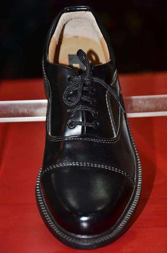 Khadims Leather Shoes