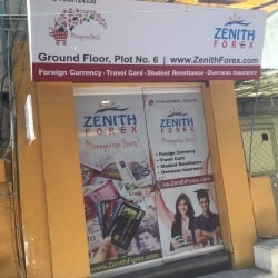 Front View Of Money Transfer Office - Zenith FOREX Photos, M P Nagar, Bhopal -