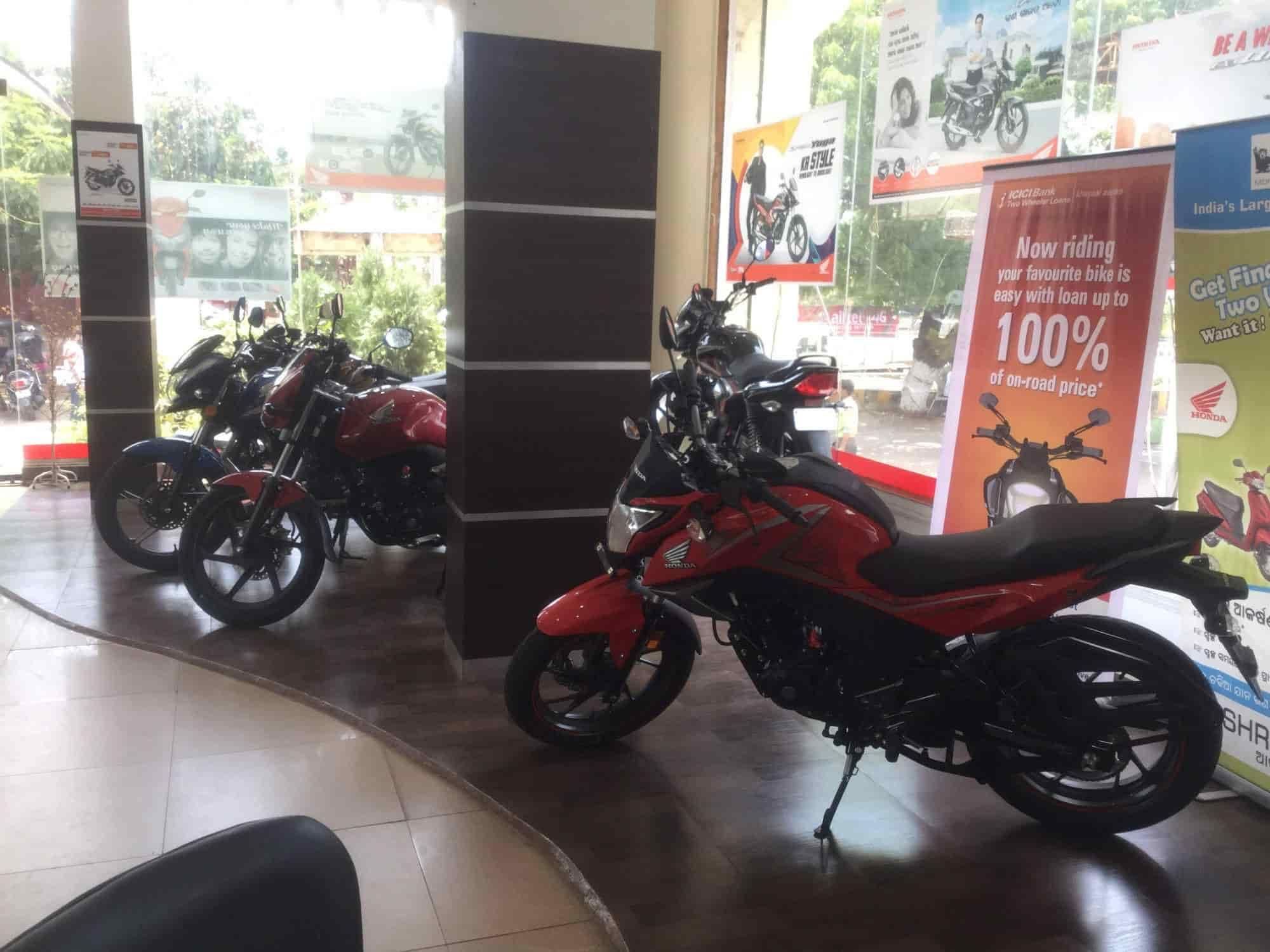 Shivam Honda Sahid Nagar Motorcycle Dealers Honda In Bhubaneshwar