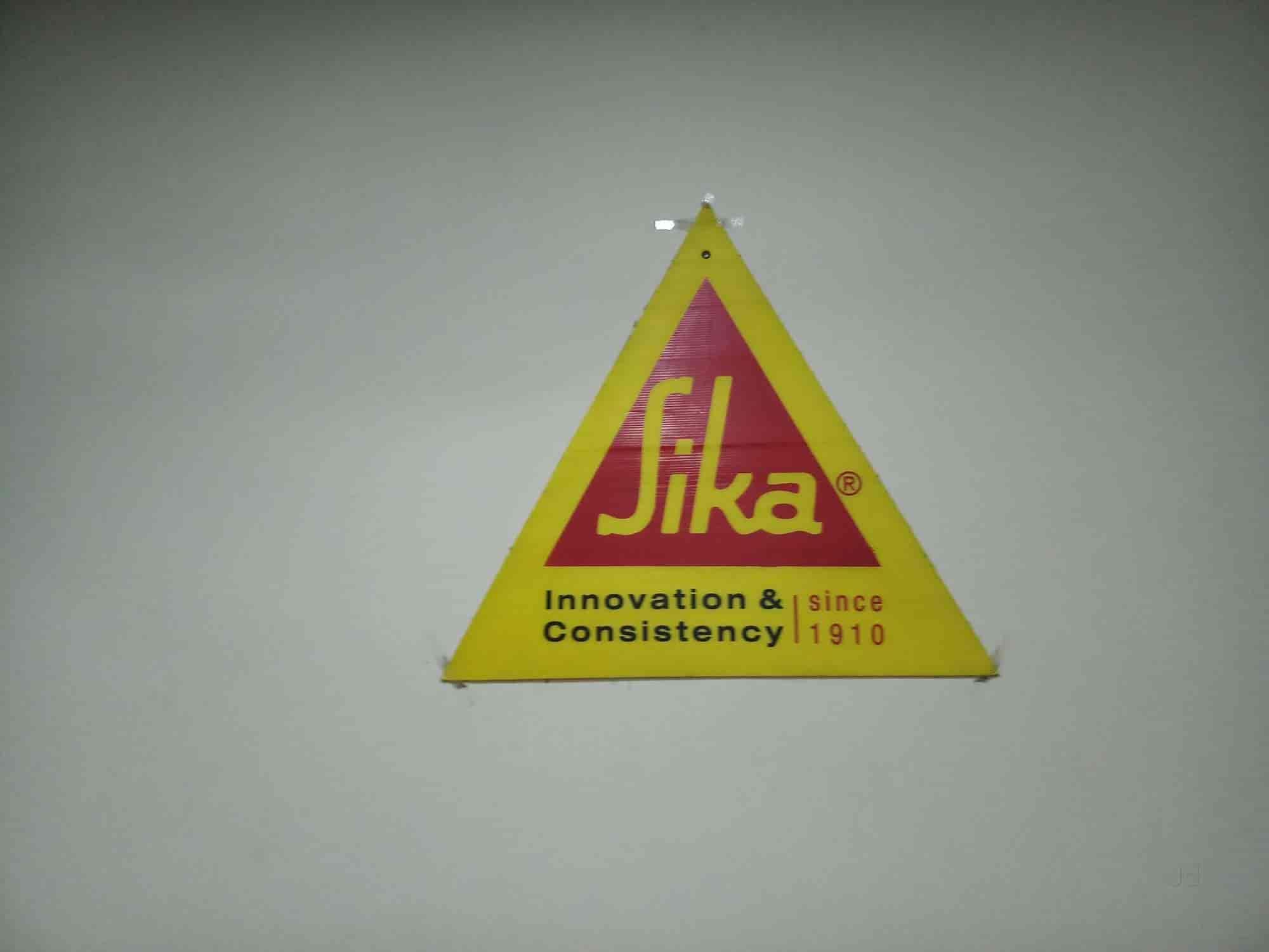 Sika India Pvt Ltd - MS Colour Plus, Budheshwari Colony