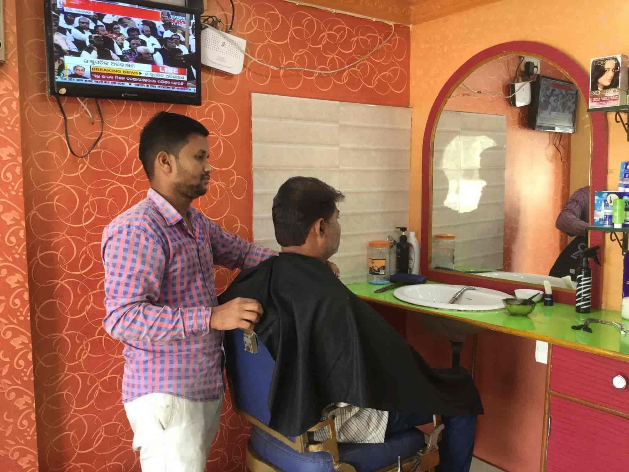 Sai Crazy Hair Cut Photos Delta Square Bhubaneshwar Pictures