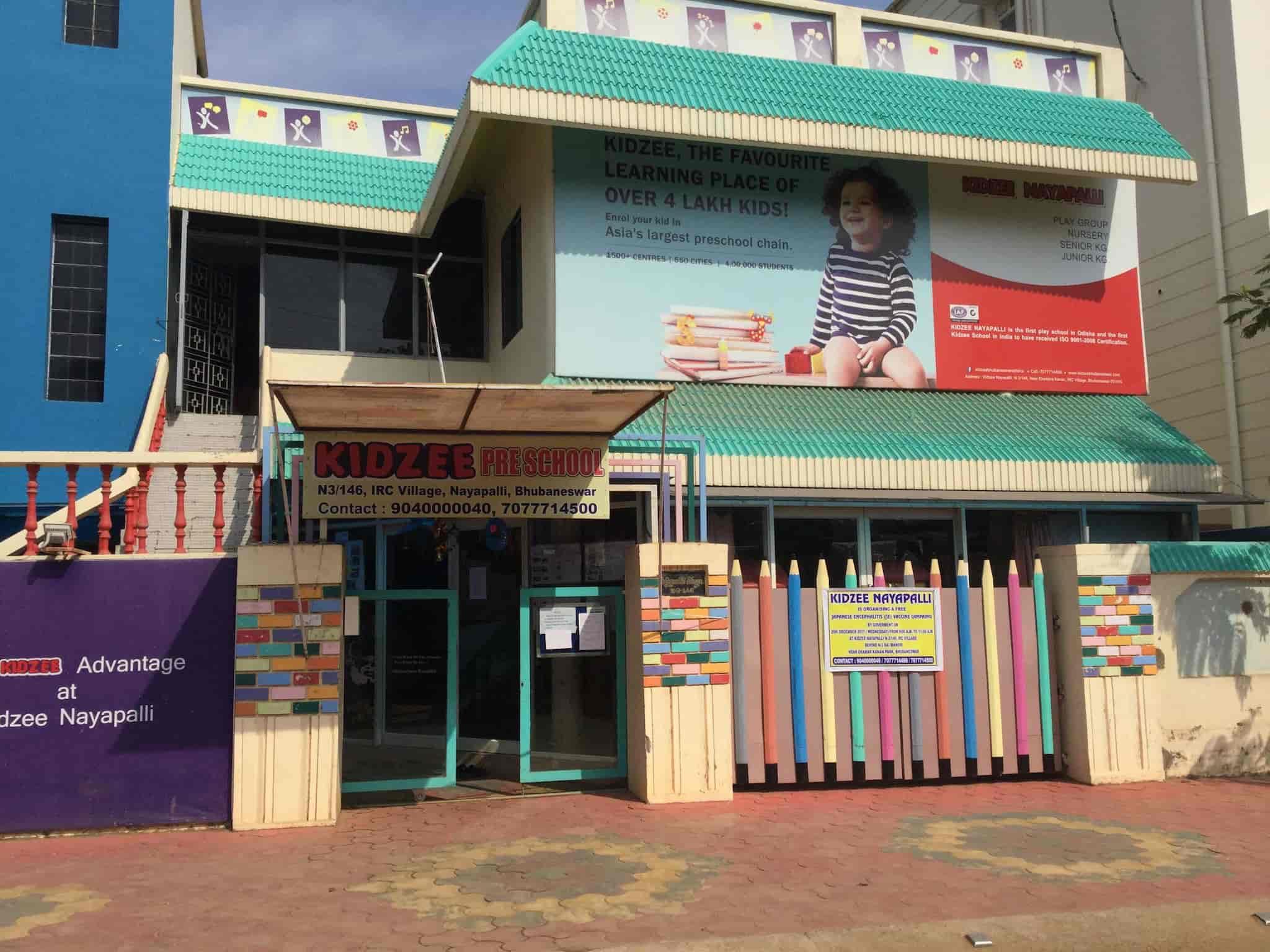 Kidzee Play School, Irc Village - Kindergartens in