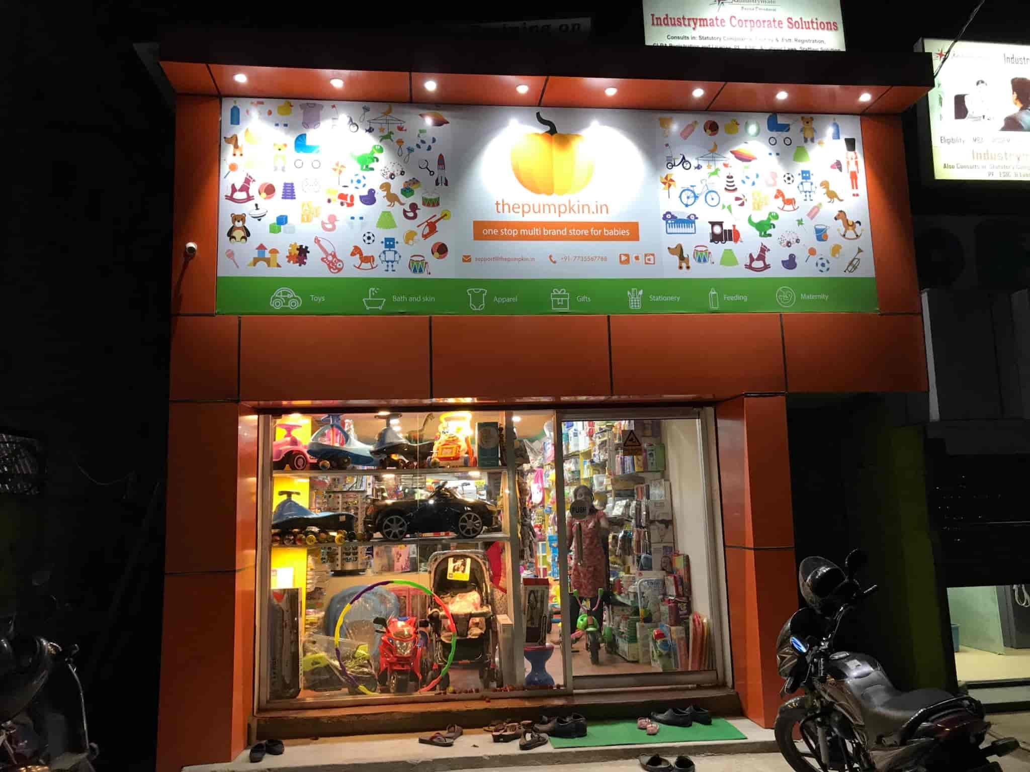 Thepumpkinin Baby Shop Photos, Patia, Bhubaneshwar- Pictures ...