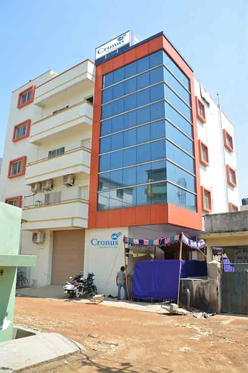 Cronus Solutions Pvt Ltd, Rasulgarh - Software Development