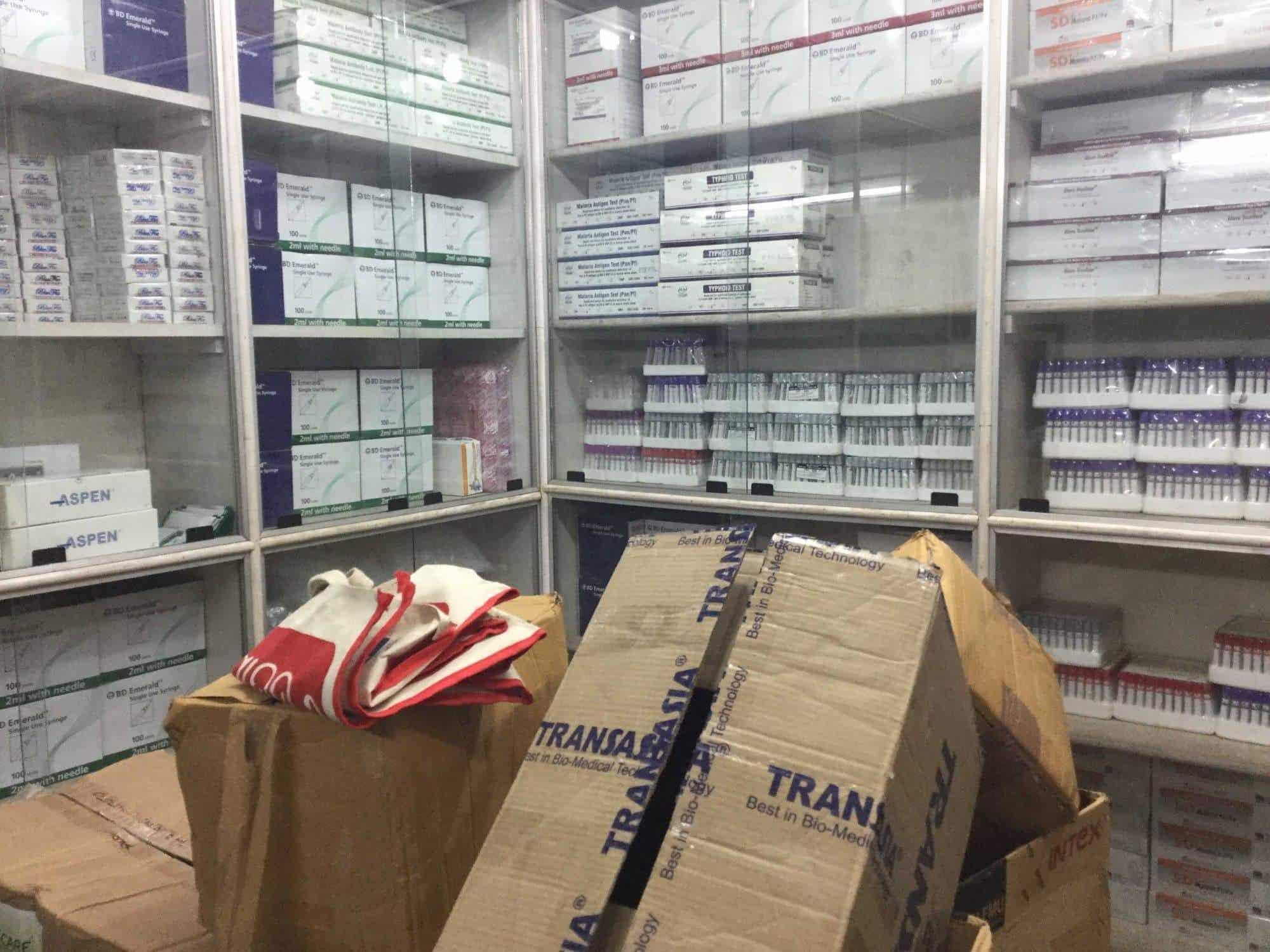 Shree Sat Guru Medical Agencies Photos, Khandagiri
