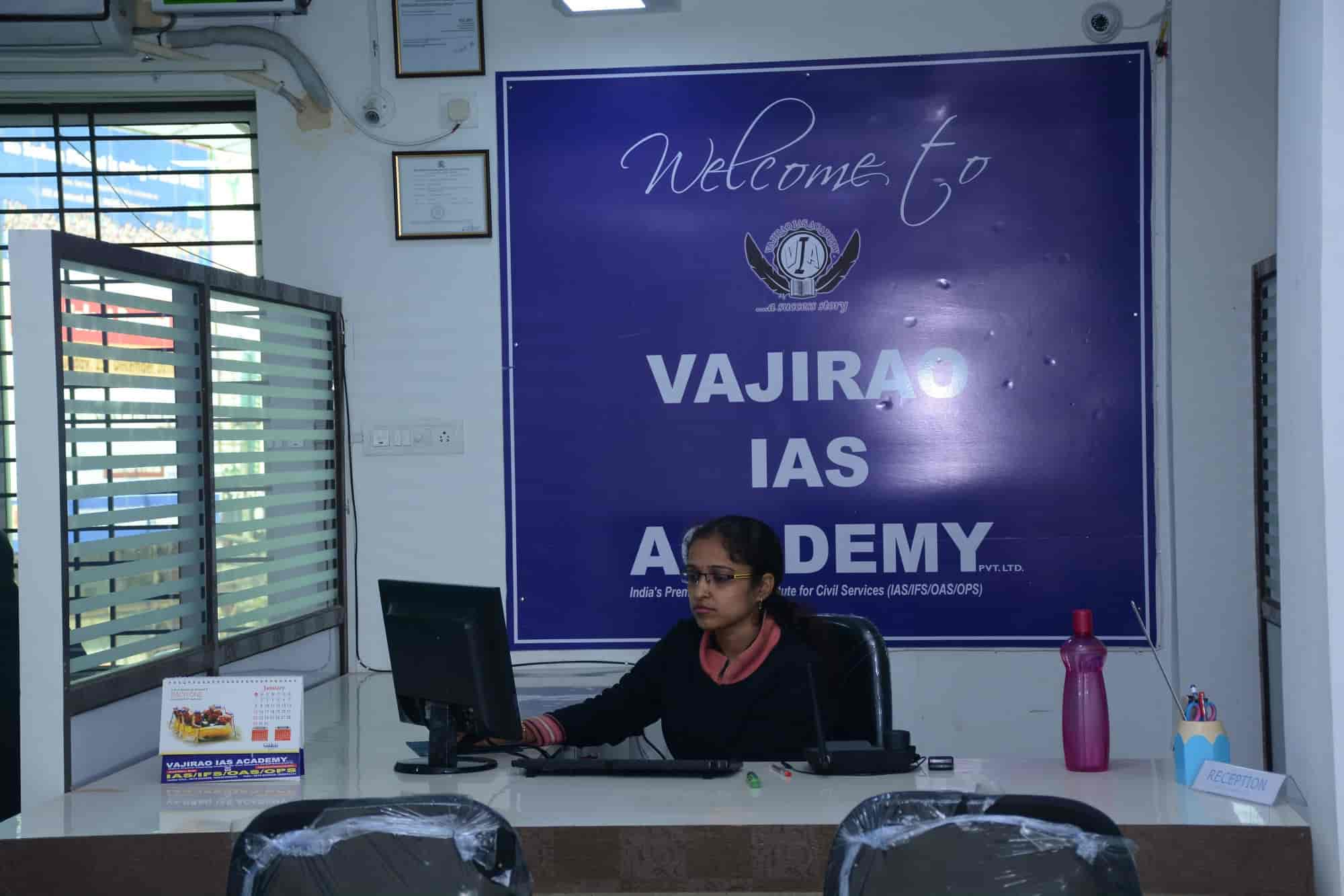 Vajirao IAS Academy Pvt  Ltd , Jaydev Vihar - UPSC Tutorials