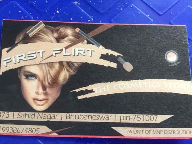 First flirt