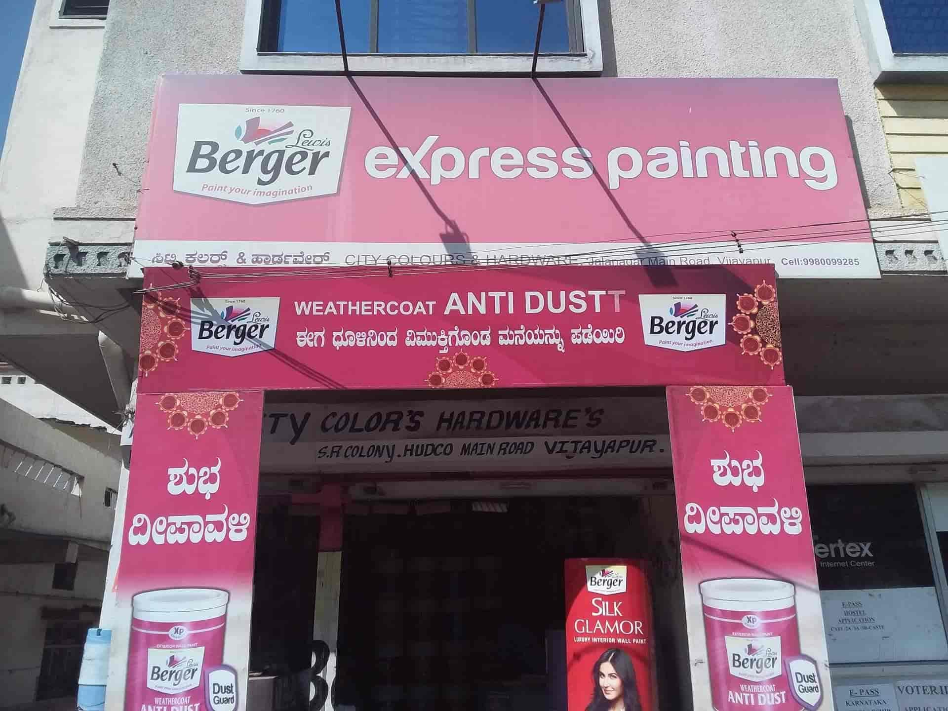 City Colours, Jalanagar - Hardware Shops in Bijapur-Karnataka - Justdial
