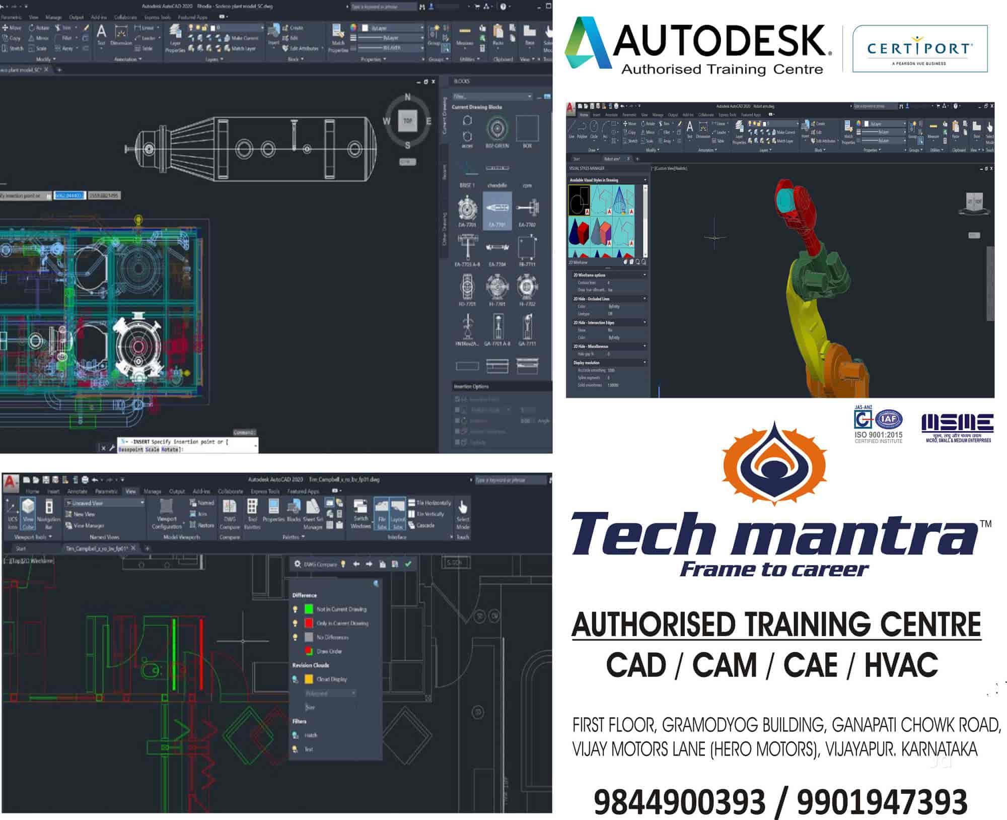 Tech Mantra, Bijapur HO - Computer Training Institutes in