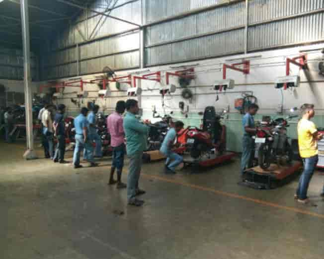 Hero Service Center, Suri - Motorcycle Repair & Services in