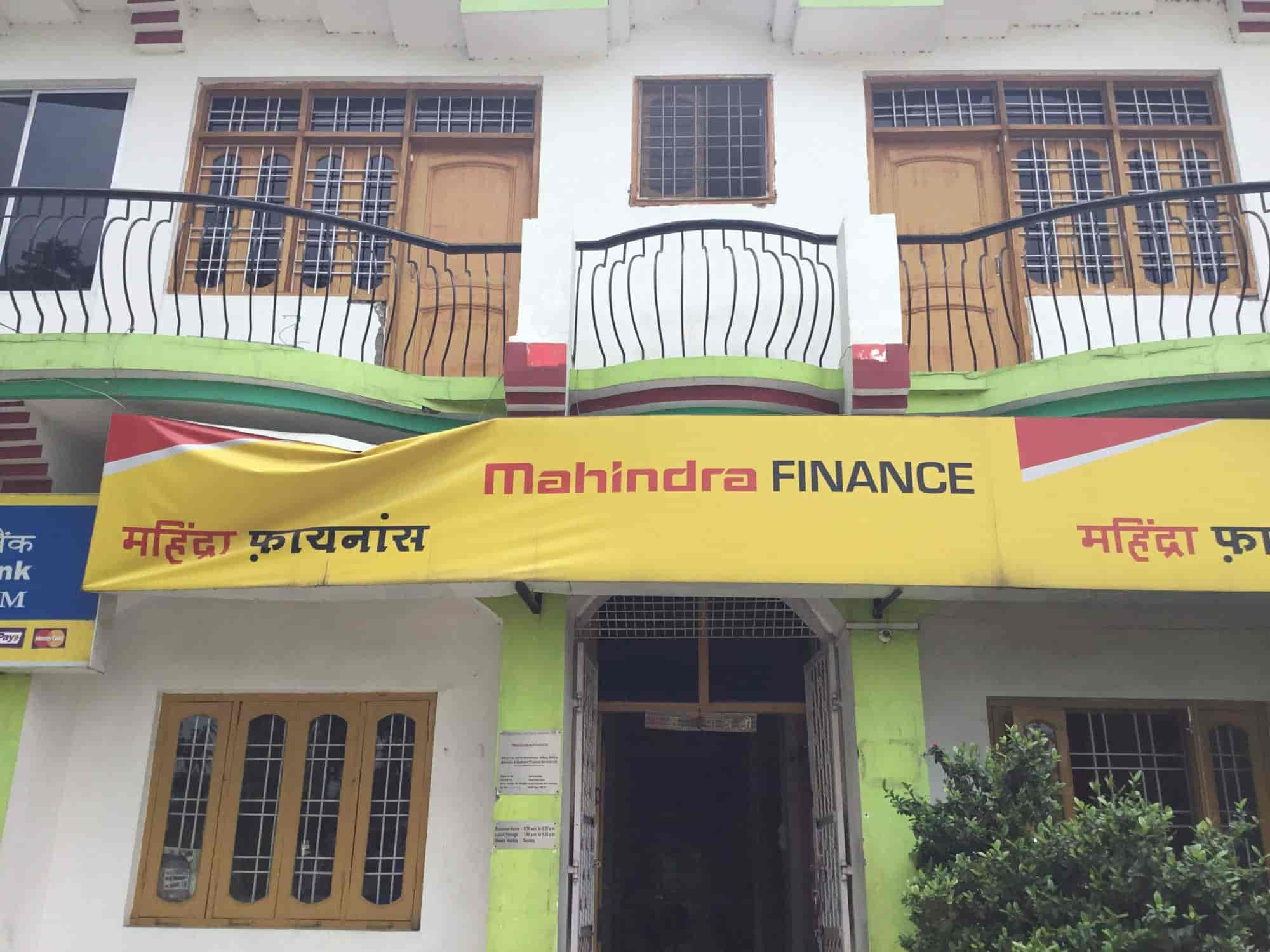 Mahindra Finance Mahendra Finance Car Loans In Bodhgaya Justdial