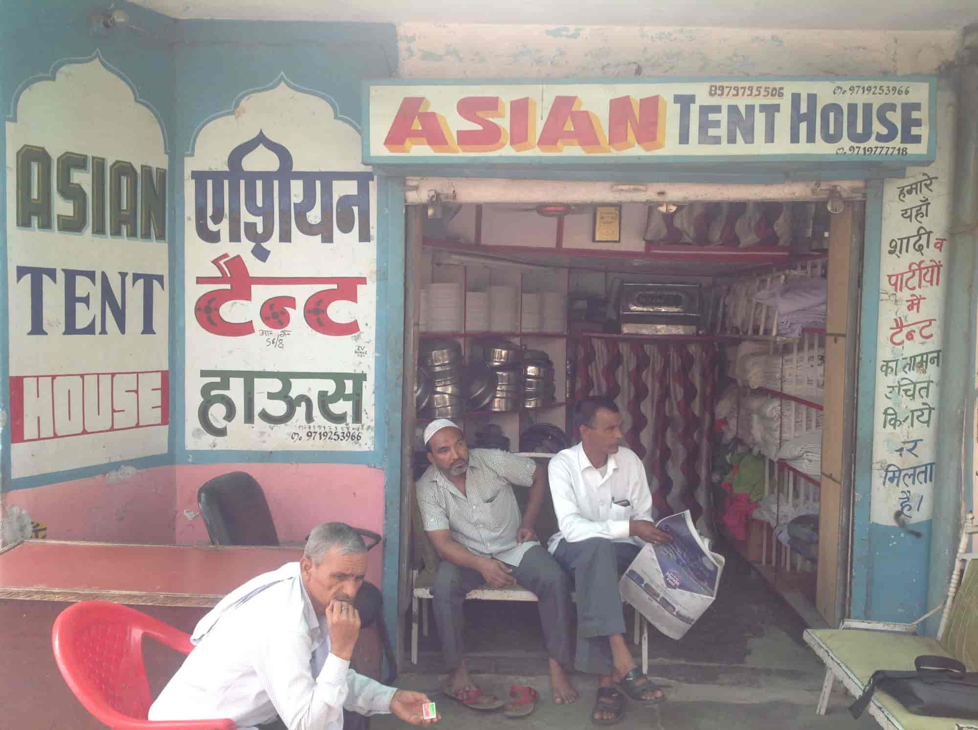 & Asian Tent House - Tent House in Bulandshahr - Justdial