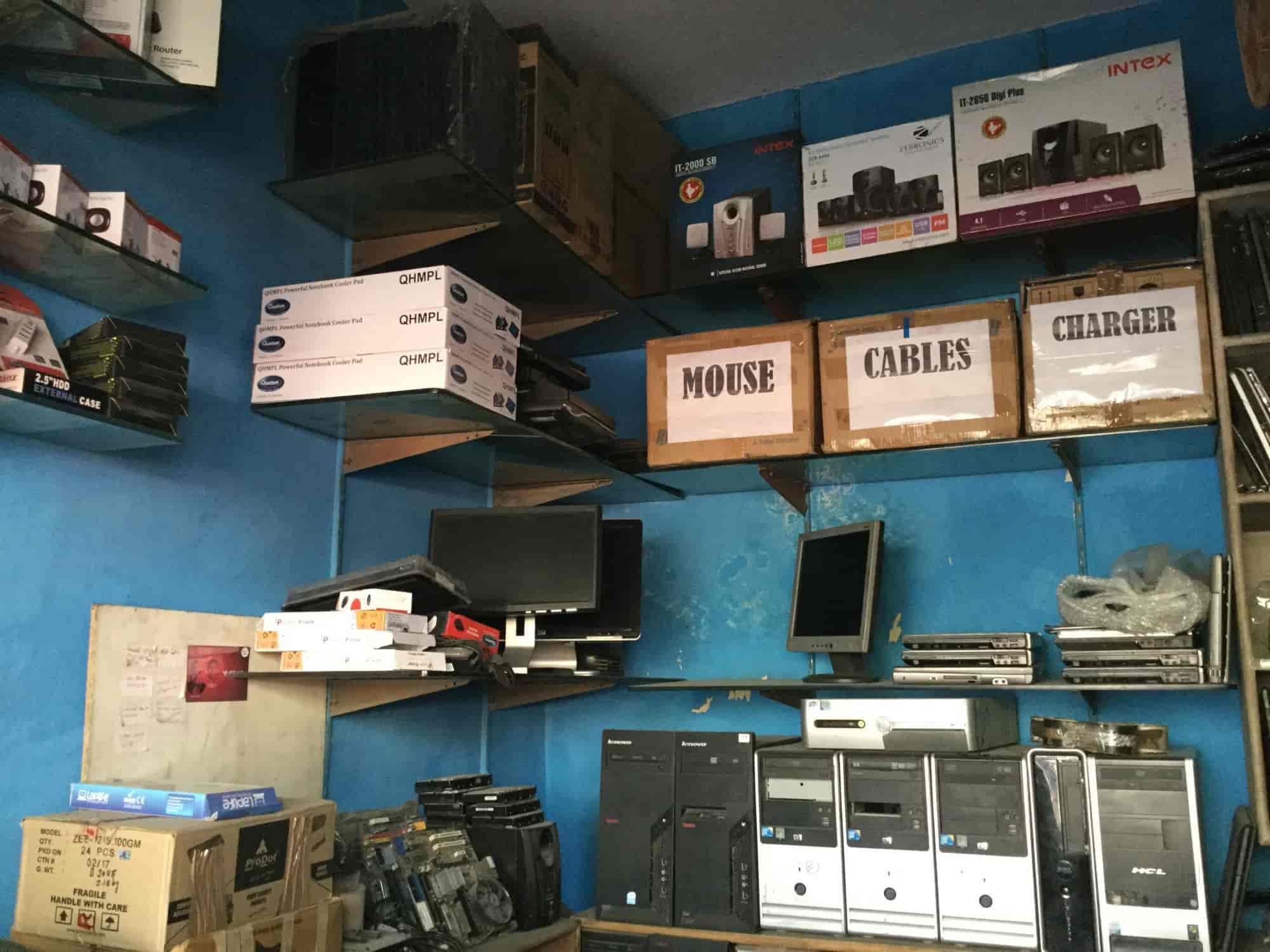 Nice Computers, Gulaothi - Second Hand Computer Dealers in
