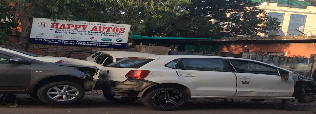 Happy Autos Industrial Area Car Repair Services In Chandigarh