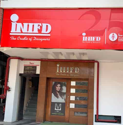 Inifd International Institute Of Fashion Design Chandigarh Sector 8c Fashion Designing Institutes In Chandigarh Justdial
