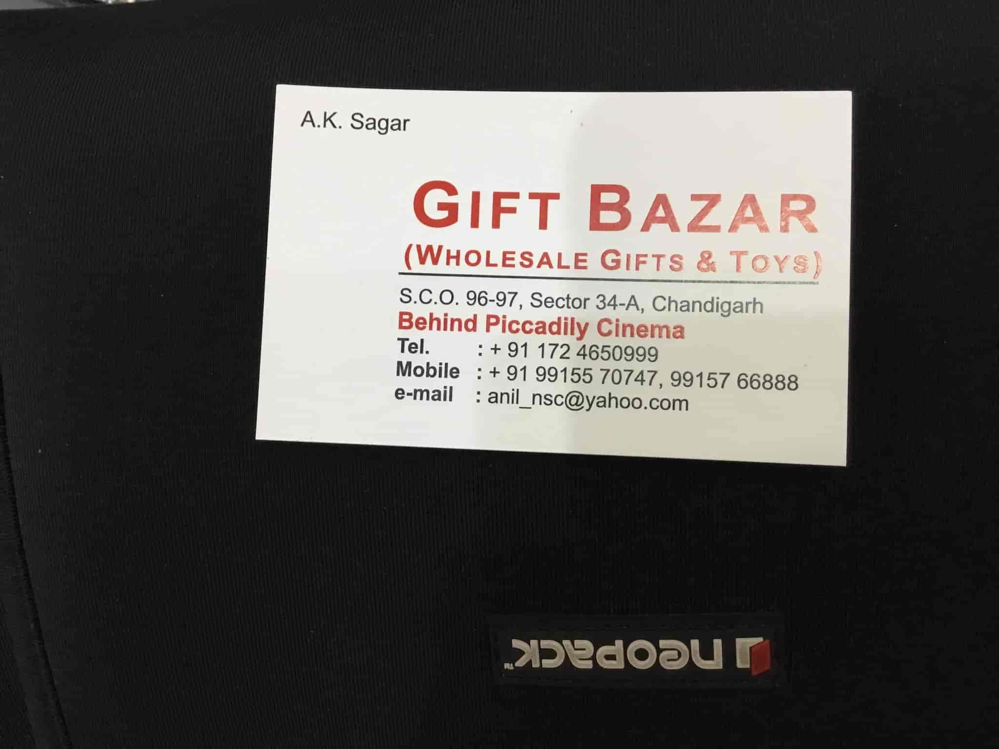 ... Gift Bazaar Photos, Sector 34a, CHANDIGARH - Gift Shops ...