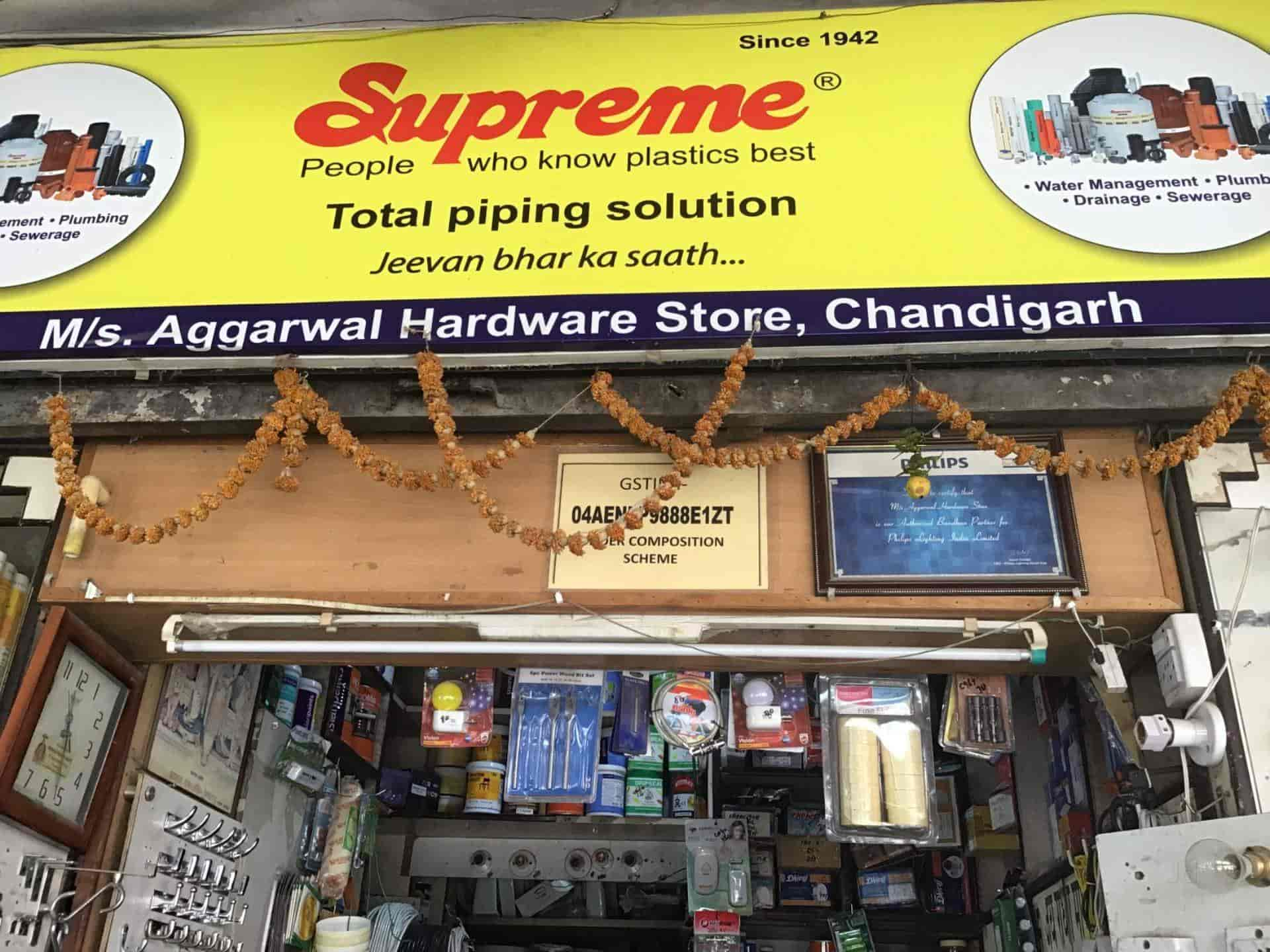 Aggarwal Hardware Store, Sector 20c - Hardware Shops in Chandigarh