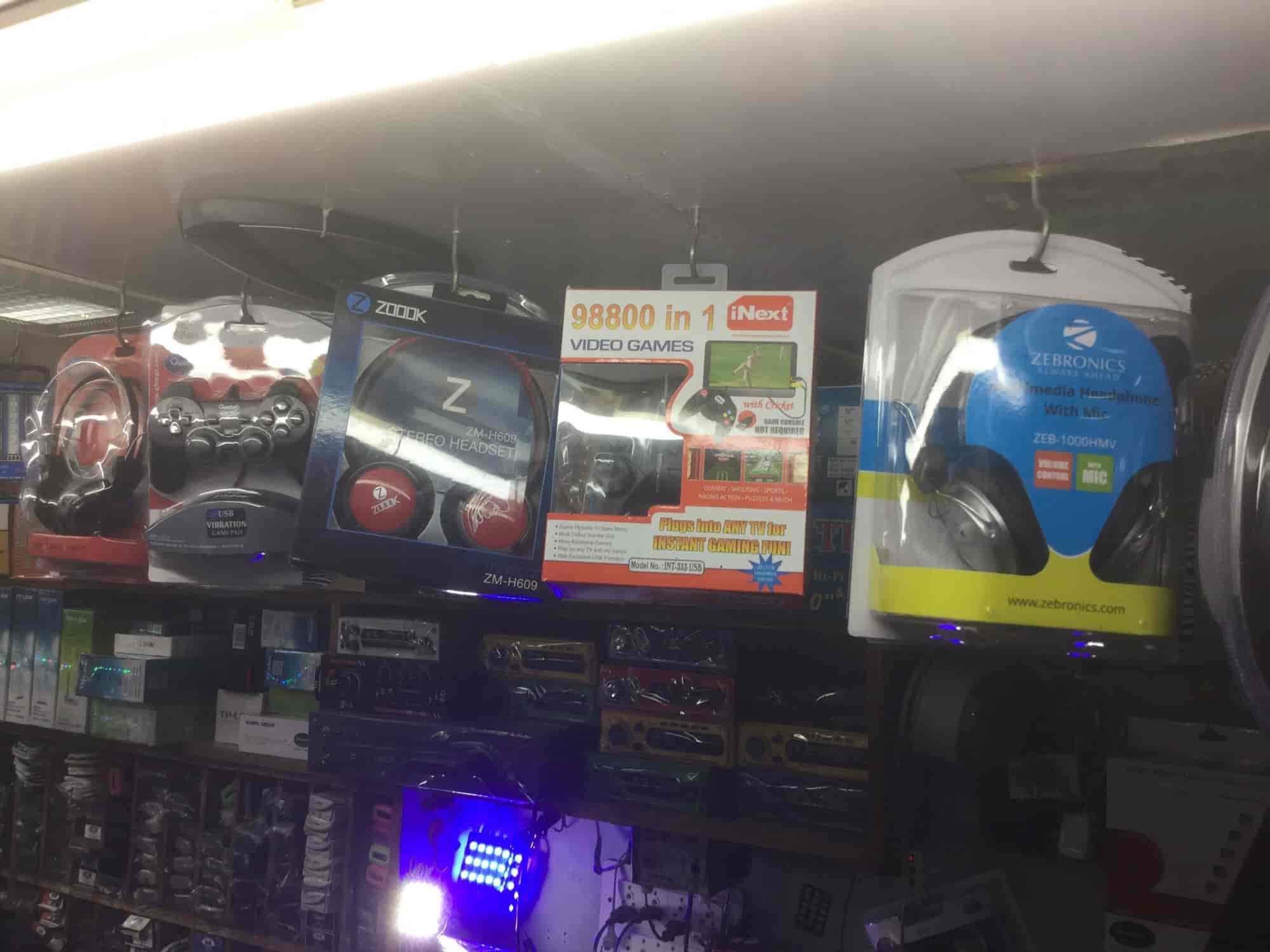 Chandigarh Electronics, Sector 35d - Car Stereo Dealers in