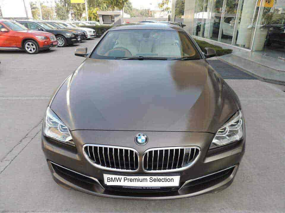 Krishna Automobiles Pvt Ltd Industrial Area Phase I Bmw Car