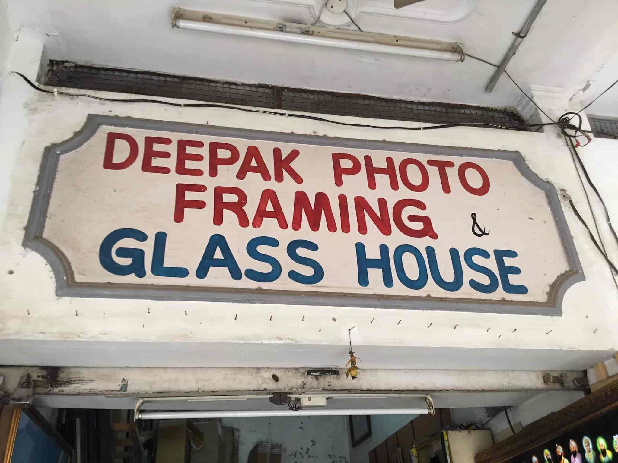 Deepak Photo Framing & Glass House, Sector 7c - Deepak Foto Framing ...