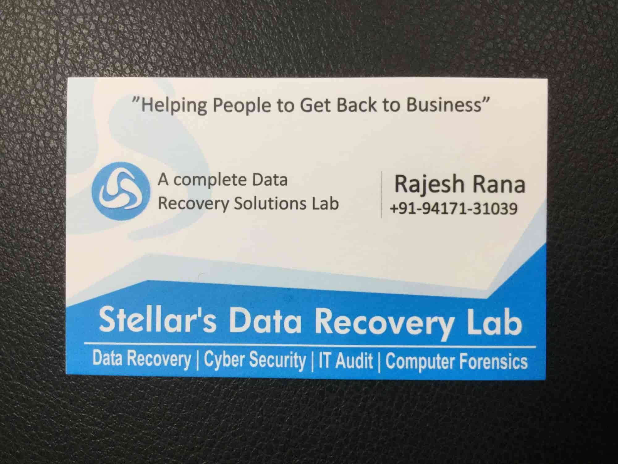 Stellars Data Solutions Pvt Ltd, Chandigarh Sector 34a - Computer