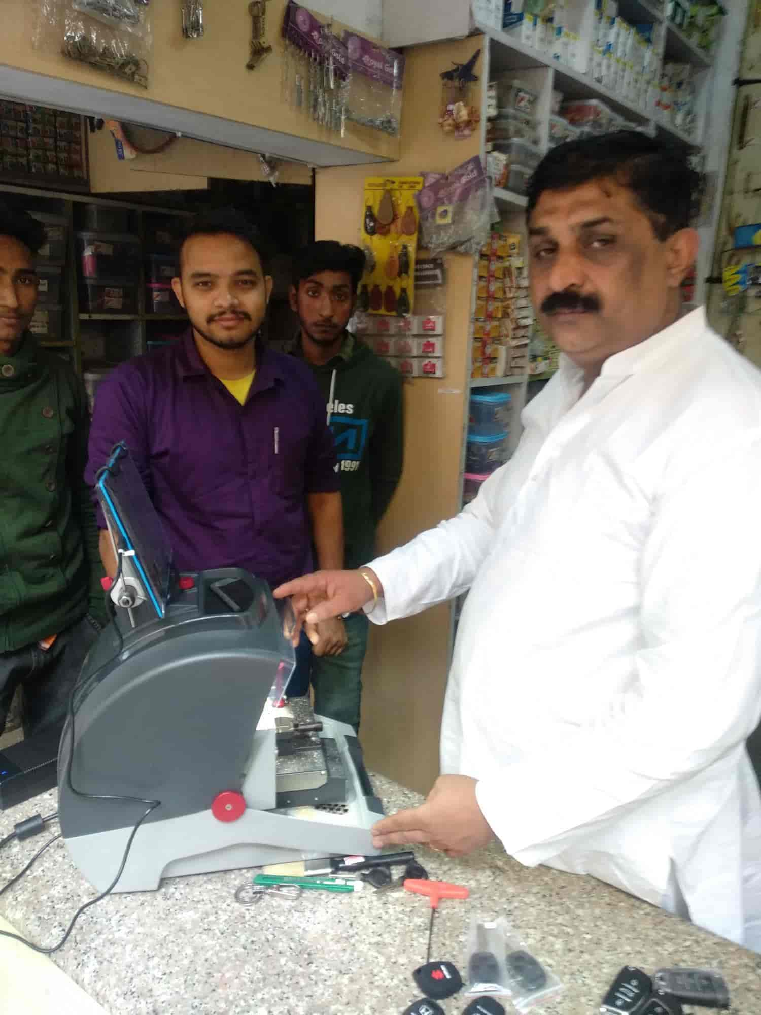 All A To Z Key Maker, Mani Majra - Duplicate Key Makers in