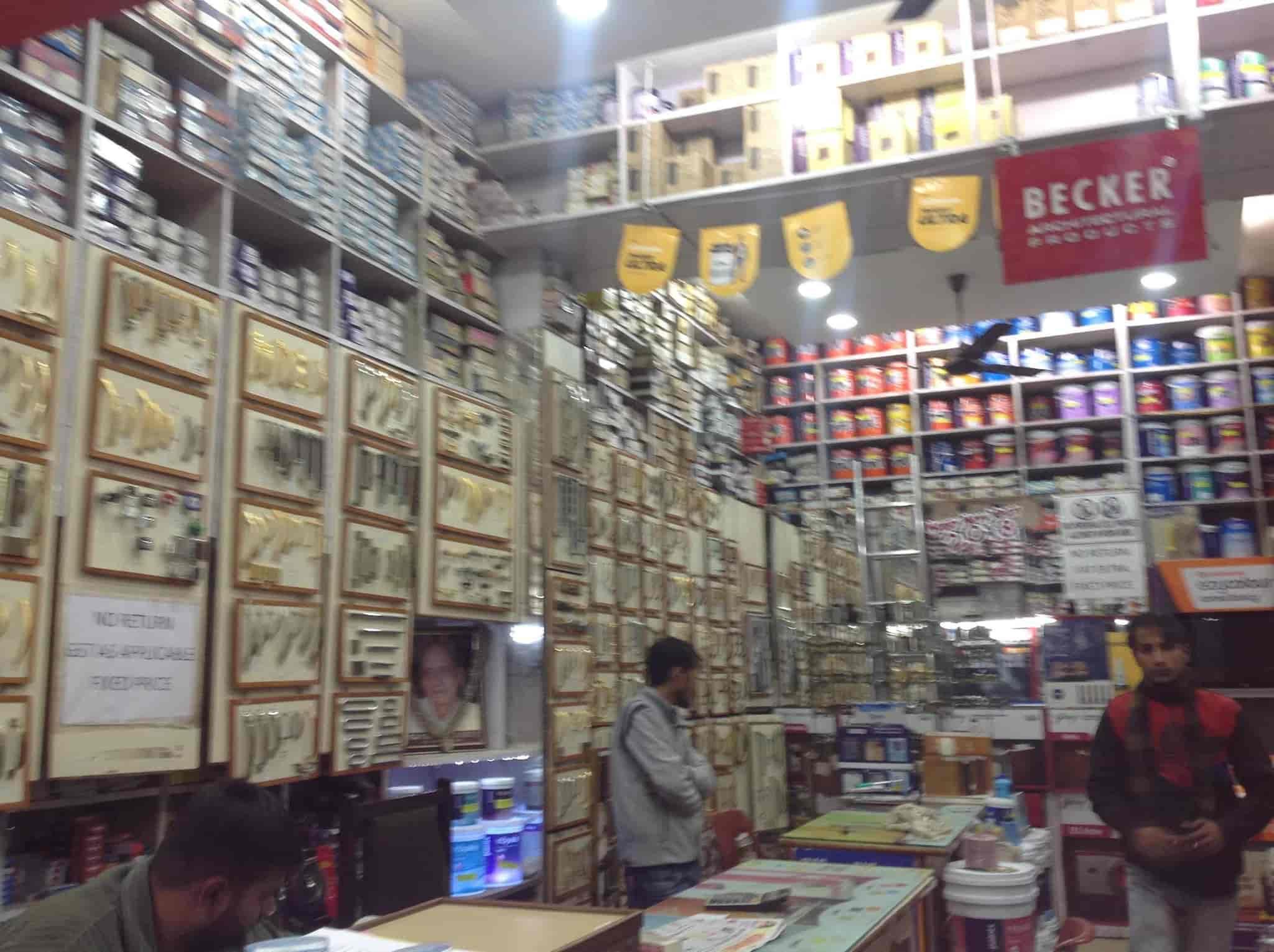 Sagar Paint & Hardware Store, Chandigarh Sector 18d - Hardware Shops