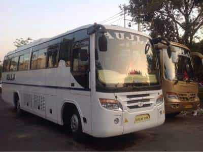 Aujla Bus Service, Chandigarh Sector 21 - Bus On Hire in