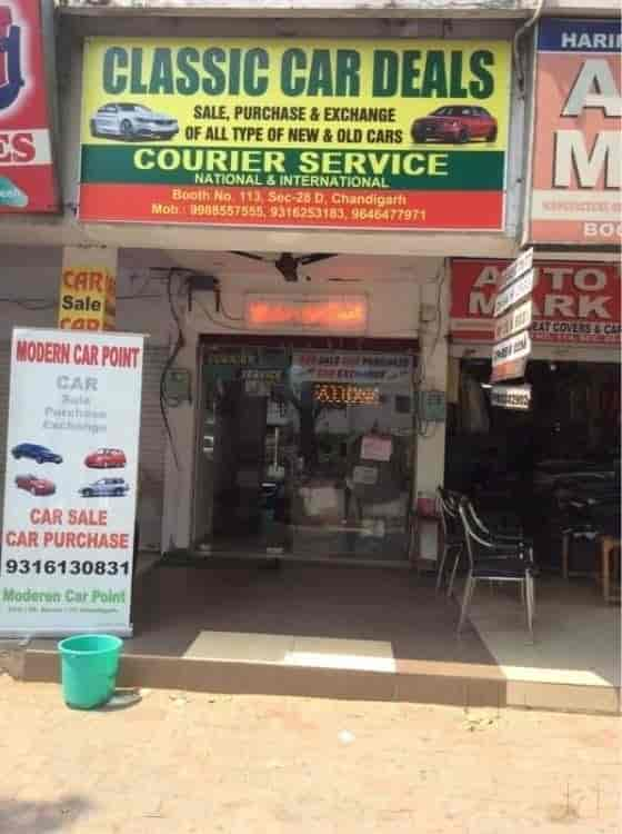 Classic Car Deals Photos, Industrial Area Phase I, Chandigarh