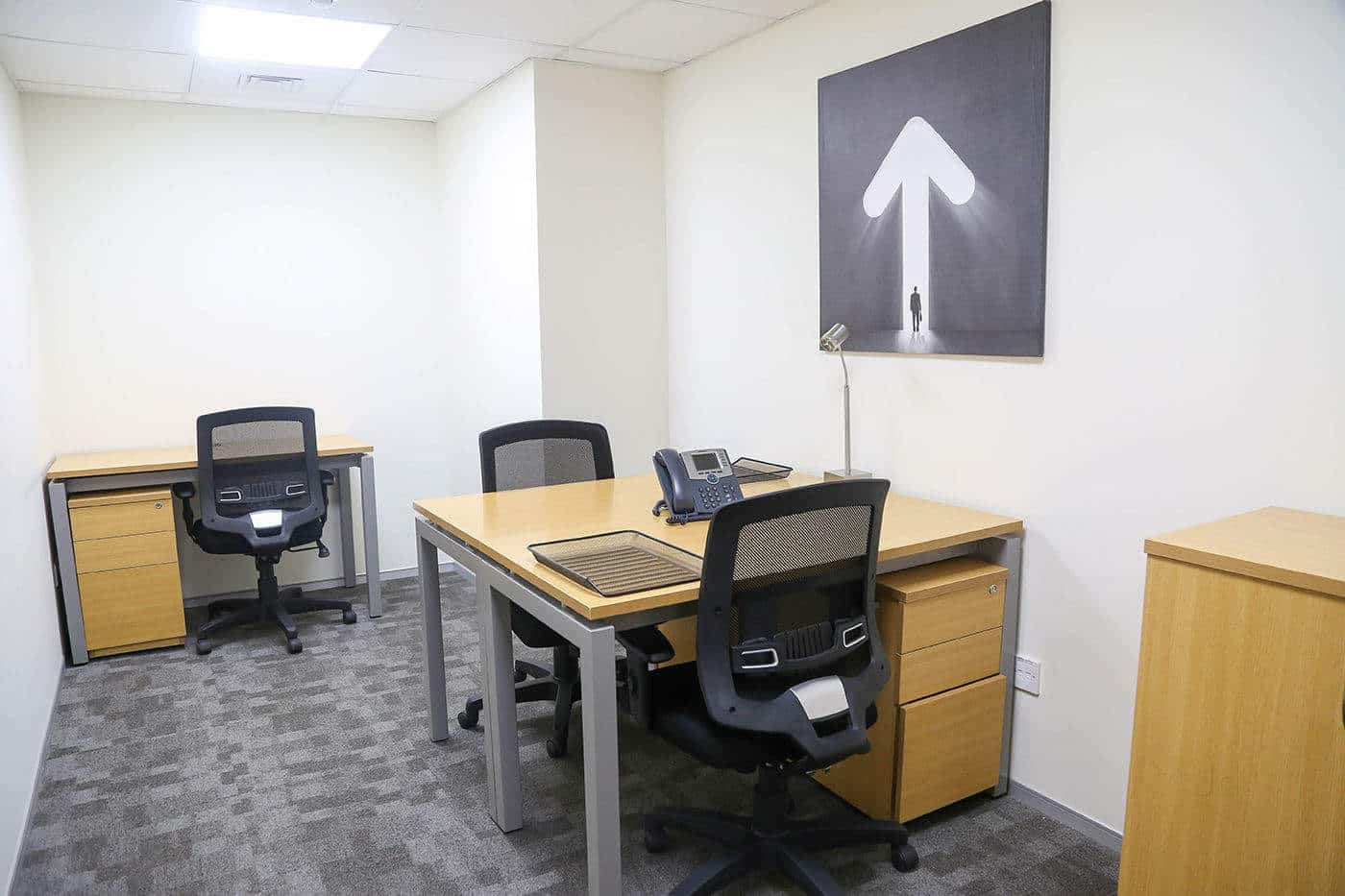 Regus Business Centre Photos, Industrial Area Phase I
